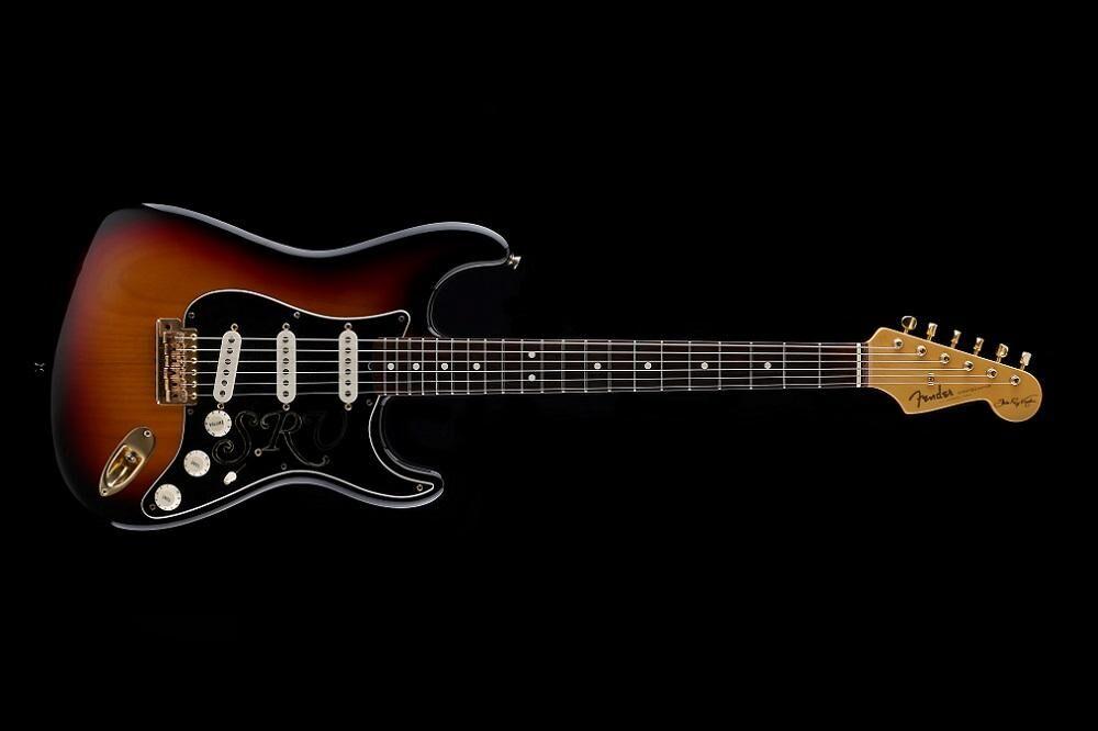 Fender Stevie Ray Vaughan Stratocaster (S-III)