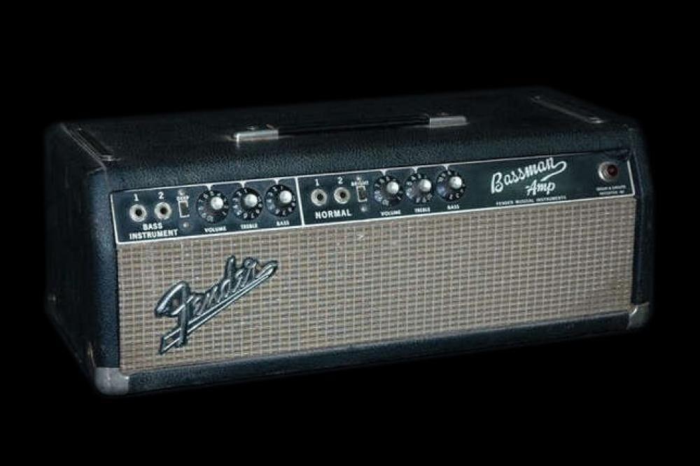 Fender Blackface Bassman (BM)