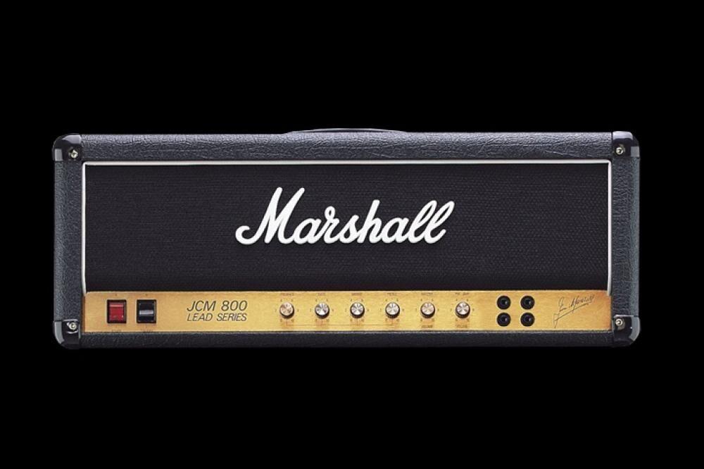 Marshall 1987 JCM800 Lead