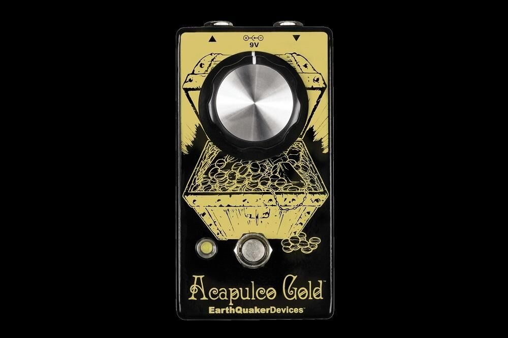 Earthquaker Devices Acapulco Gold V2