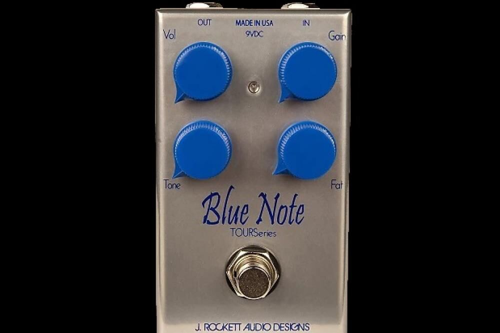 J. Rockett Blue Note