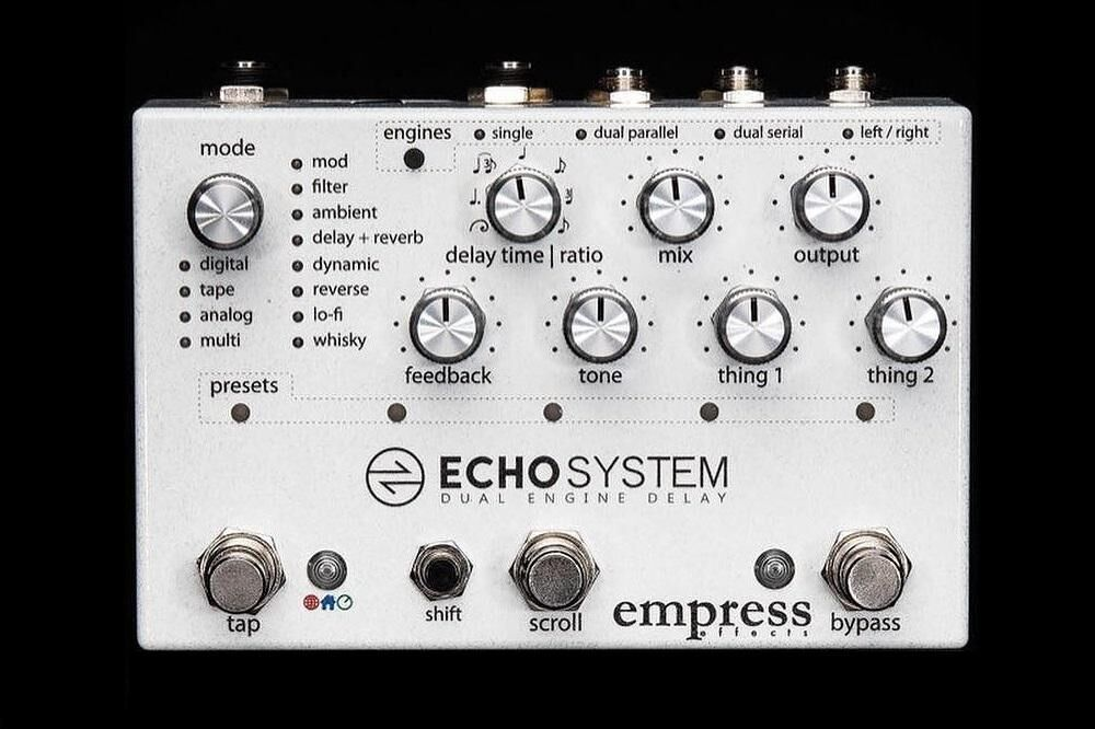 Empress Effects Echo System