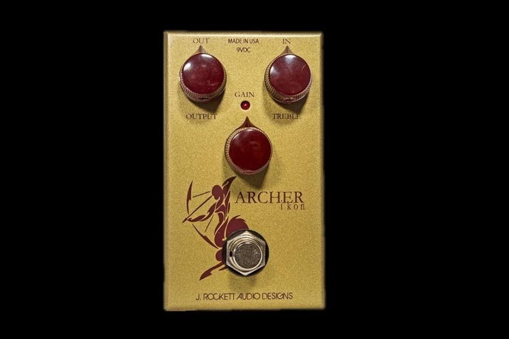 J. Rockett Archer Ikon