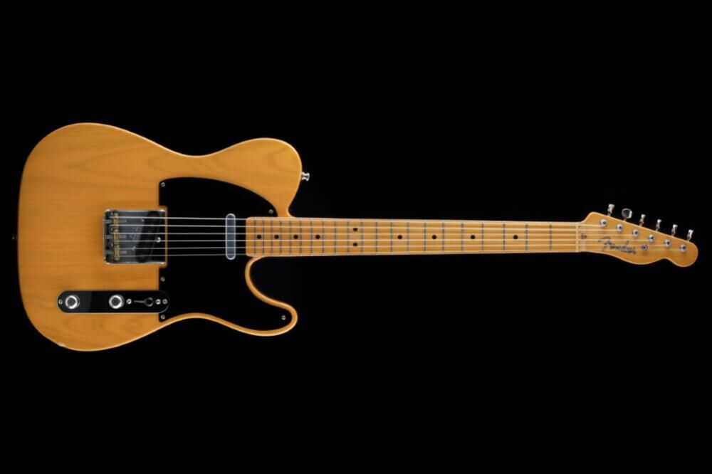 Fender American Vintage '52 Reissue Telecaster (HH-XIII)