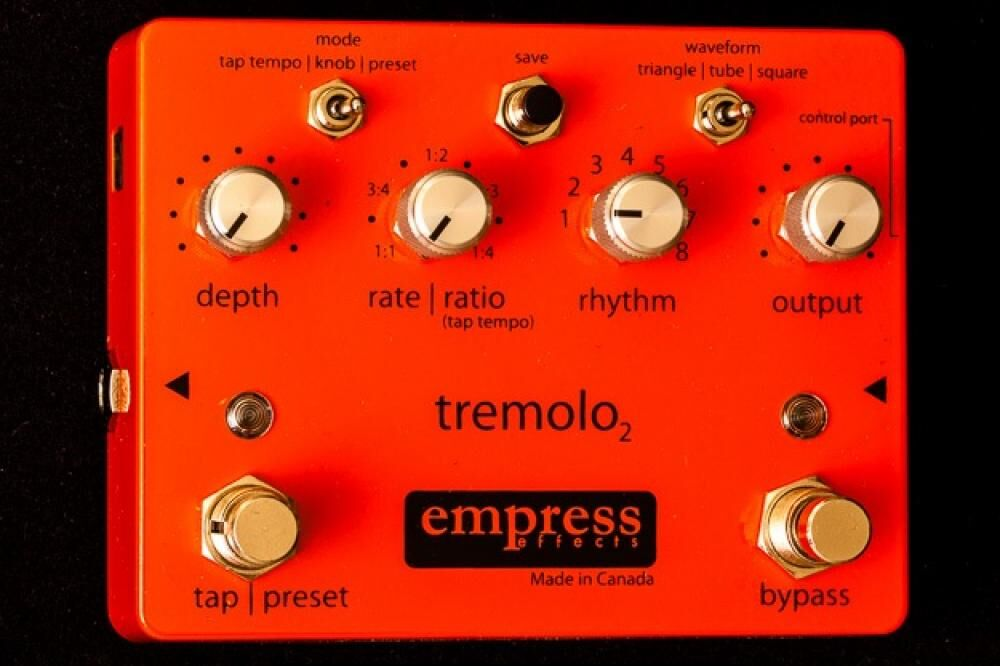 Empress Effects Tremolo 2