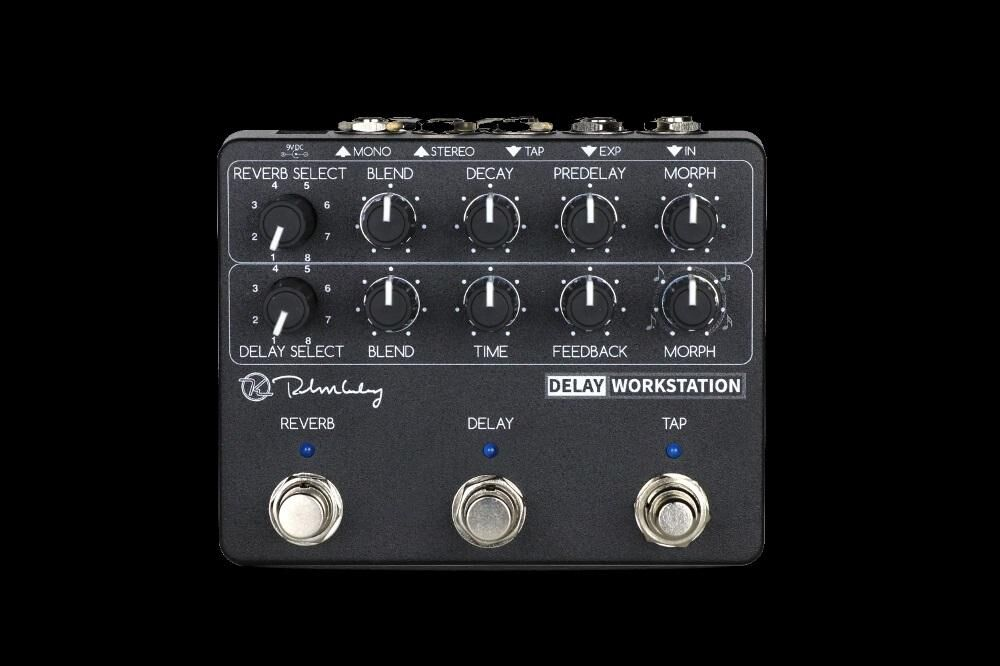 Keeley Delay Workstation