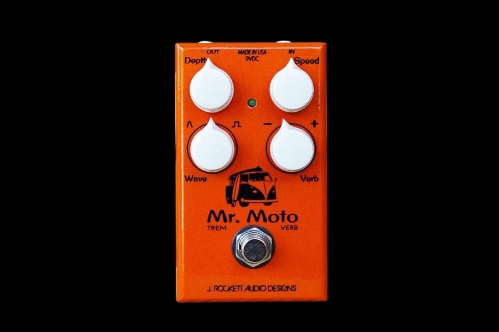 J. Rockett Mr. Moto
