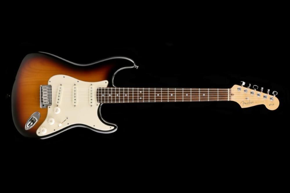 Fender 60th Anniv. American Standard Stratocaster (#548)