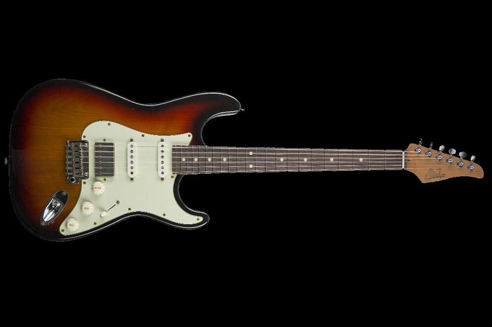 Suhr Classic S Antique Roasted 2019 LTD