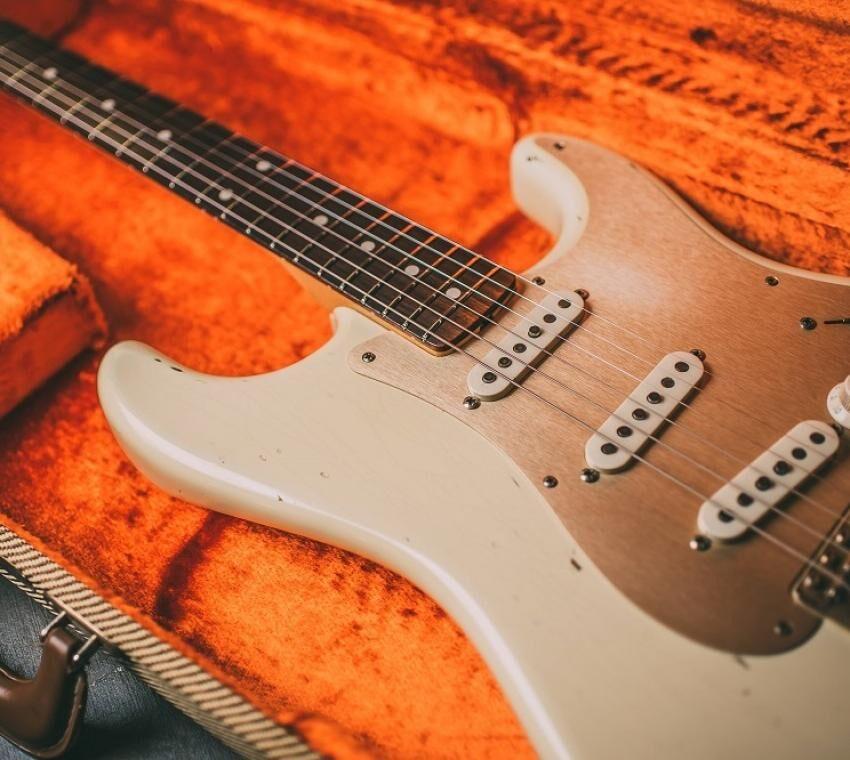 Fender Custom Shop '59 Stratocaster Relic (B-VI)