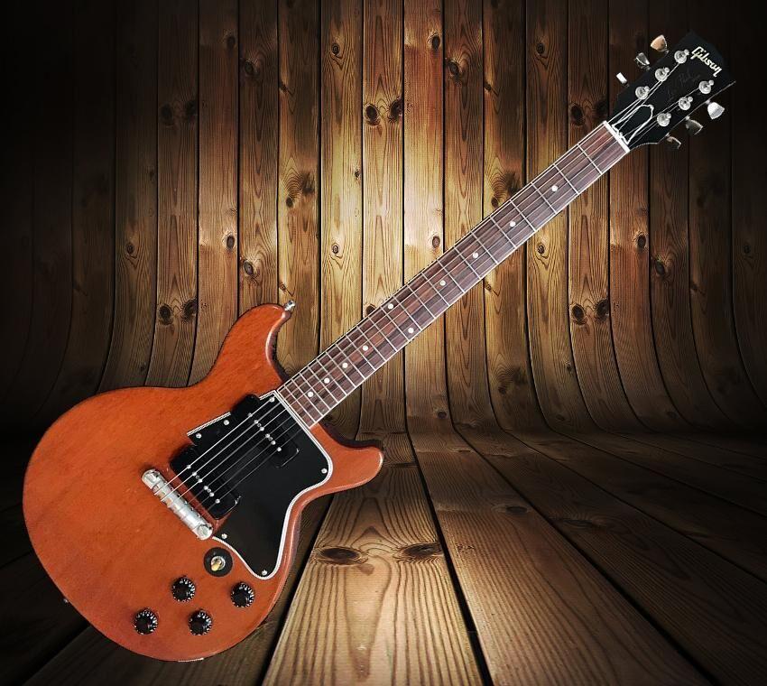 Gibson Custom Shop 1960 Les Paul Special Doubele Cut VOS