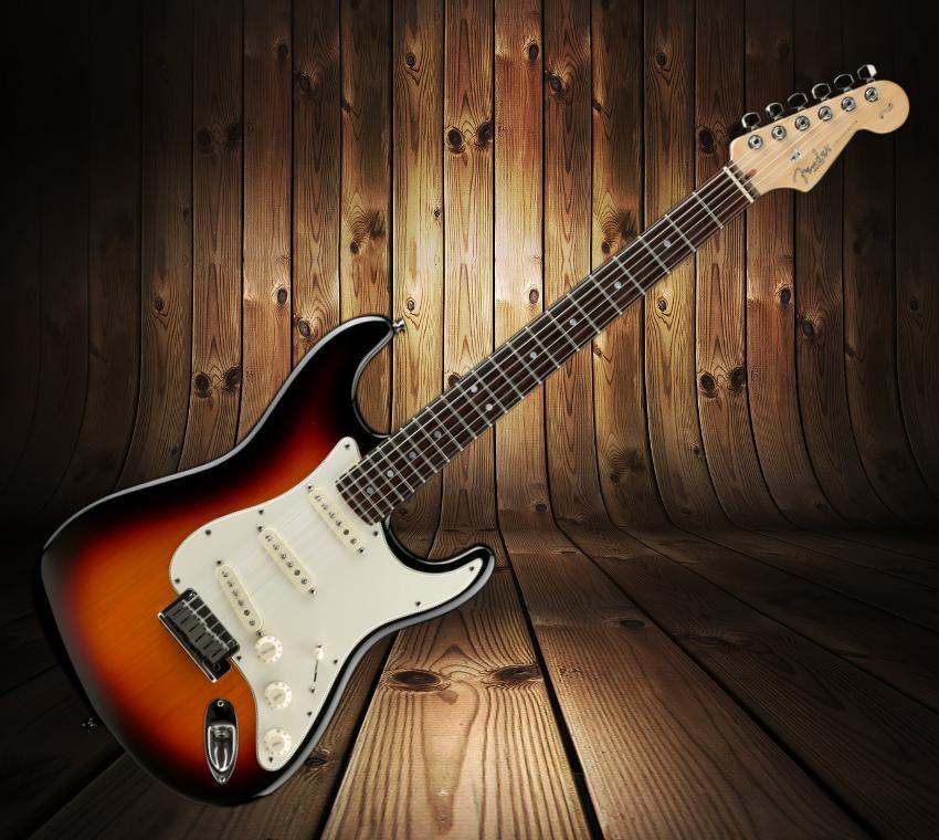 Fender 60th Anniv. American Standard Stratocaster (II)