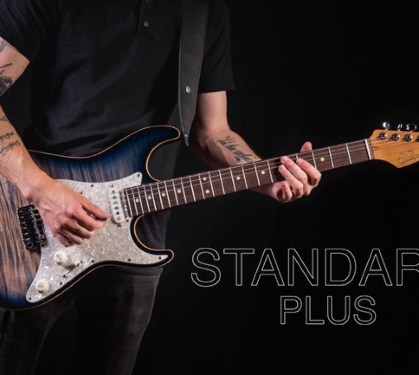 Suhr Standard Plus 2019
