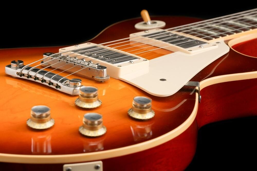 Gibson Custom Shop Les Paul Standard 1960 VOS (B)