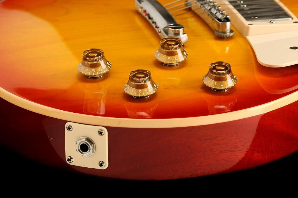 Gibson Custom Shop Les Paul Standard 1958 VOS (TB-II)