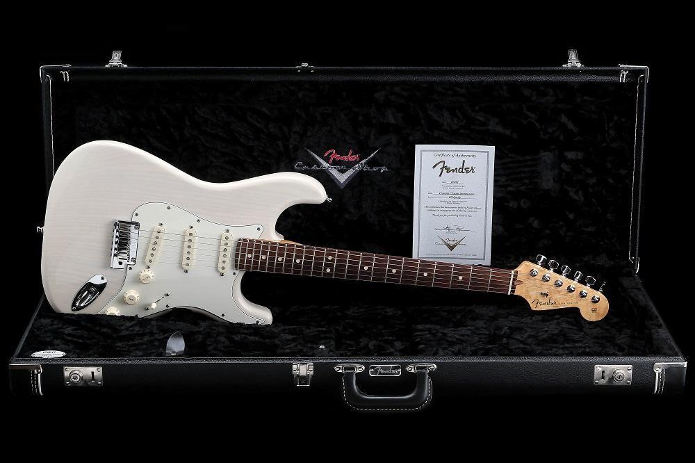 Fender Custom Shop Custom Classic Stratocaster (B-III)