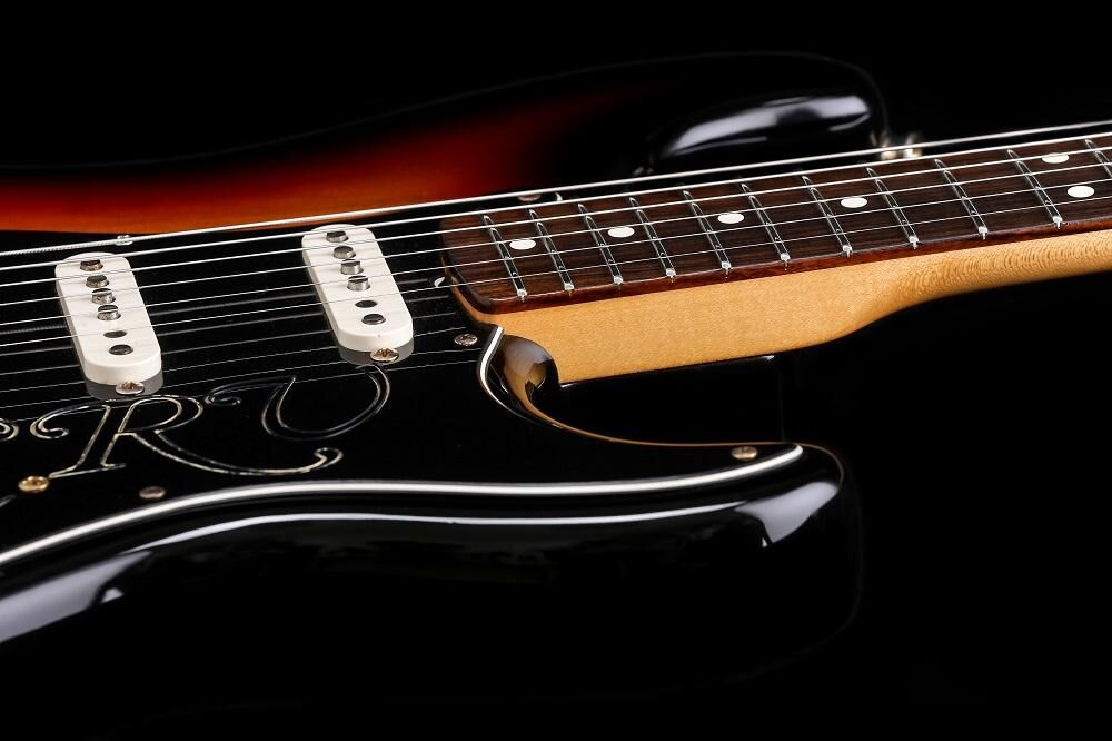 Fender Stevie Ray Vaughan Stratocaster (S-III)