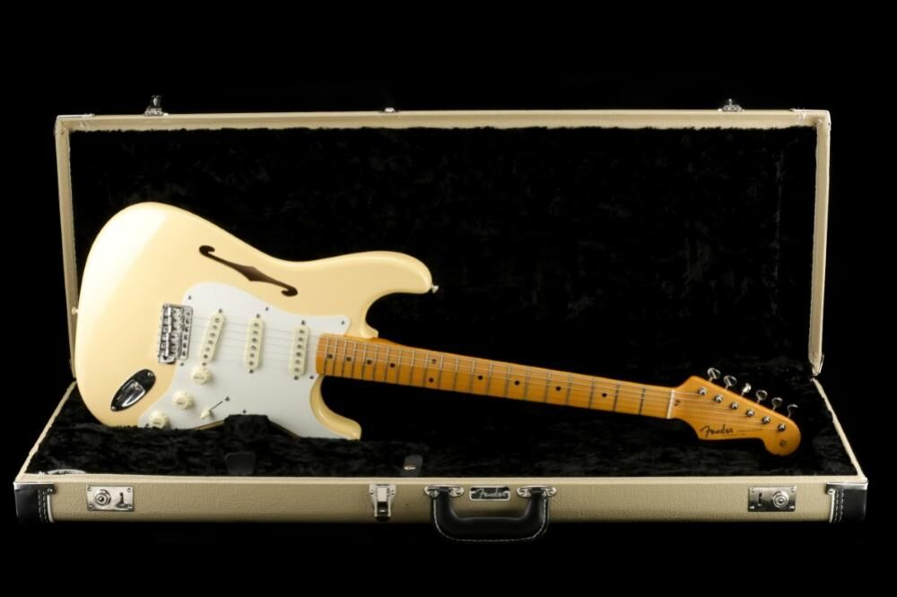 Fender Eric Johnson Thinline Stratocaster (LoS-III)