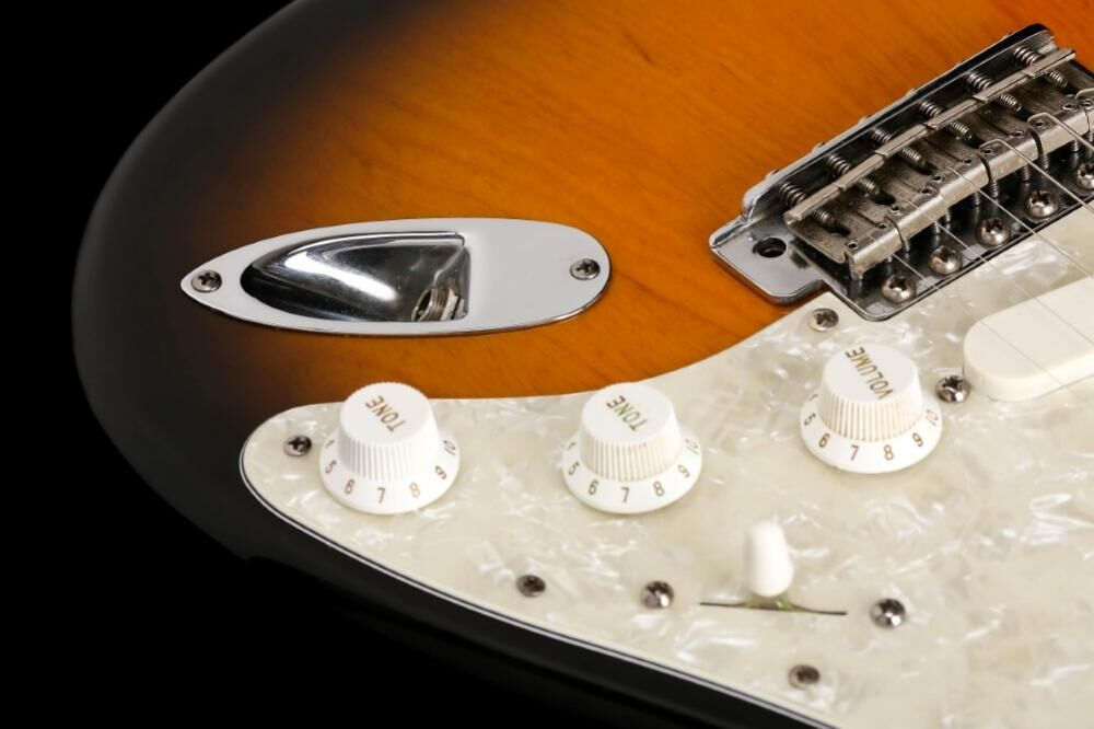 Fender Buddy Guy Stratocaster (SC)
