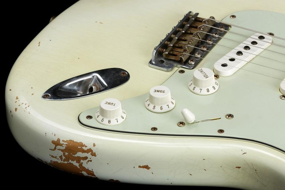 Fender Custom Shop 1960 Stratocaster Relic (B-V)