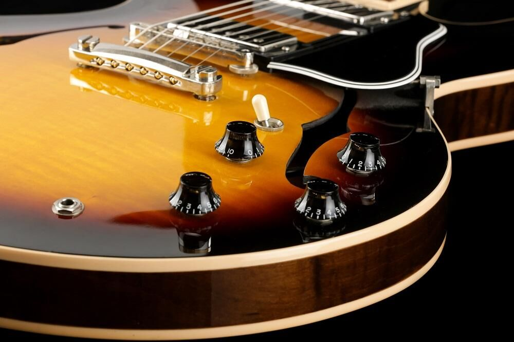 Gibson Custom ES-335 Dot Reissue (BS-III)