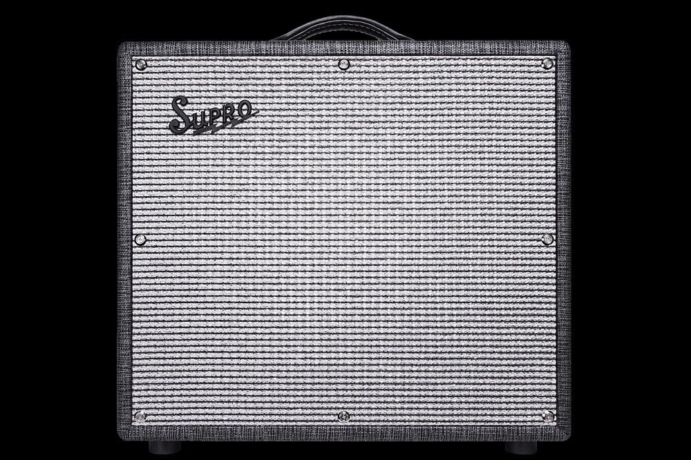Supro Black Magick Reverb 1696RT