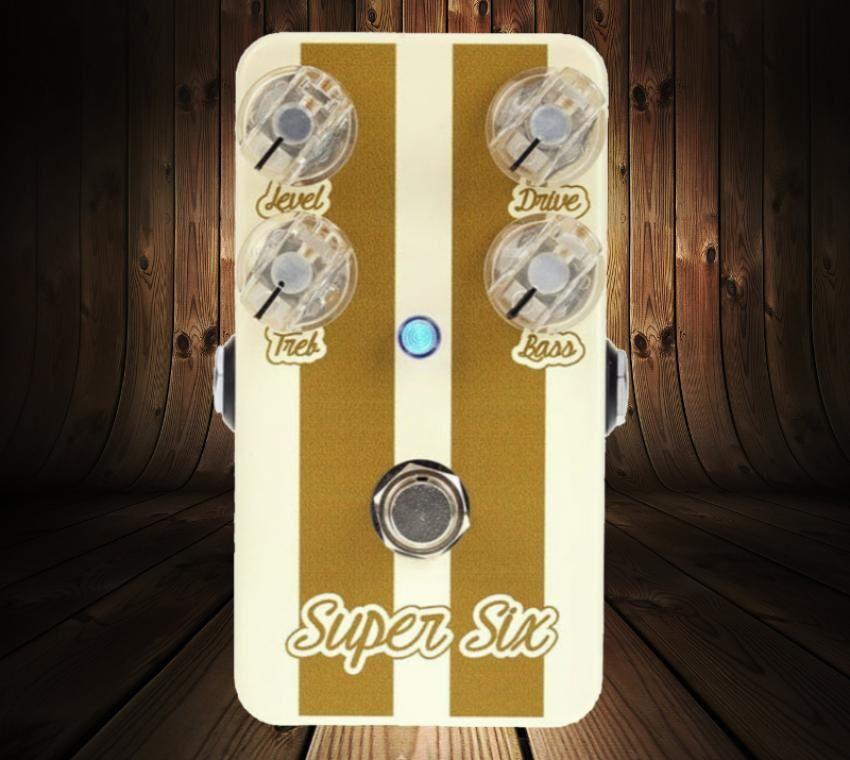 Lovepedal Super 6 Stevie Mod