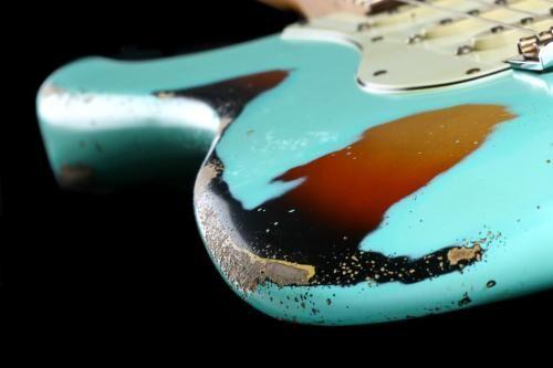Bowie Supro gitár