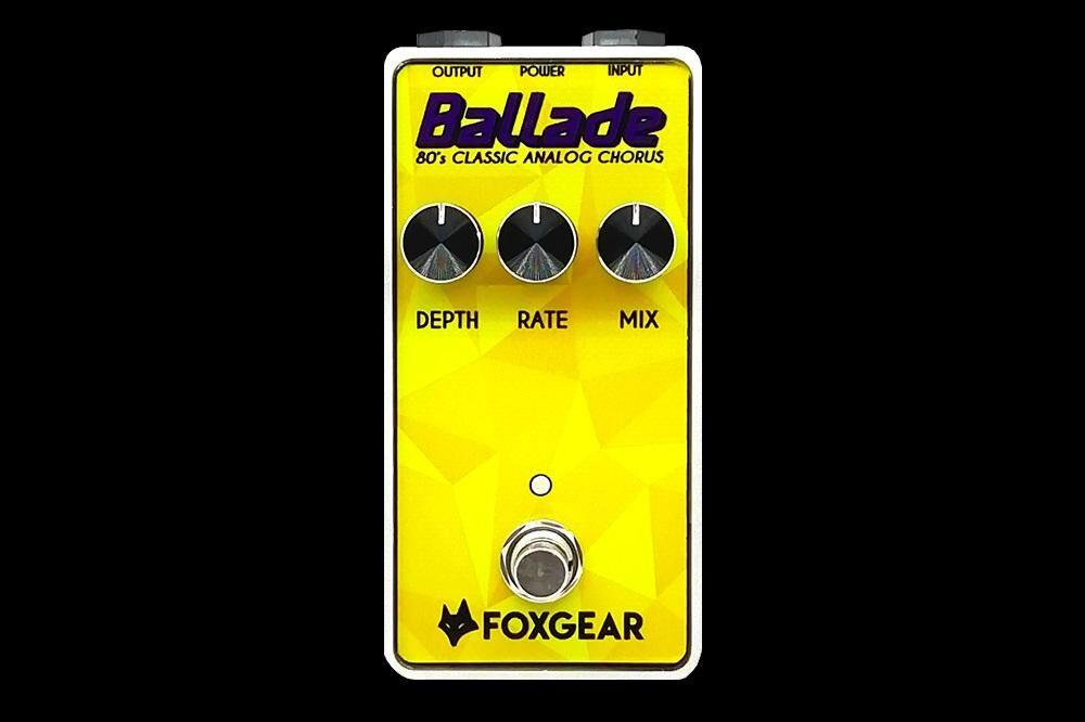 Foxgear Ballade