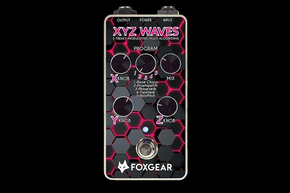 Foxgear XYZWaves