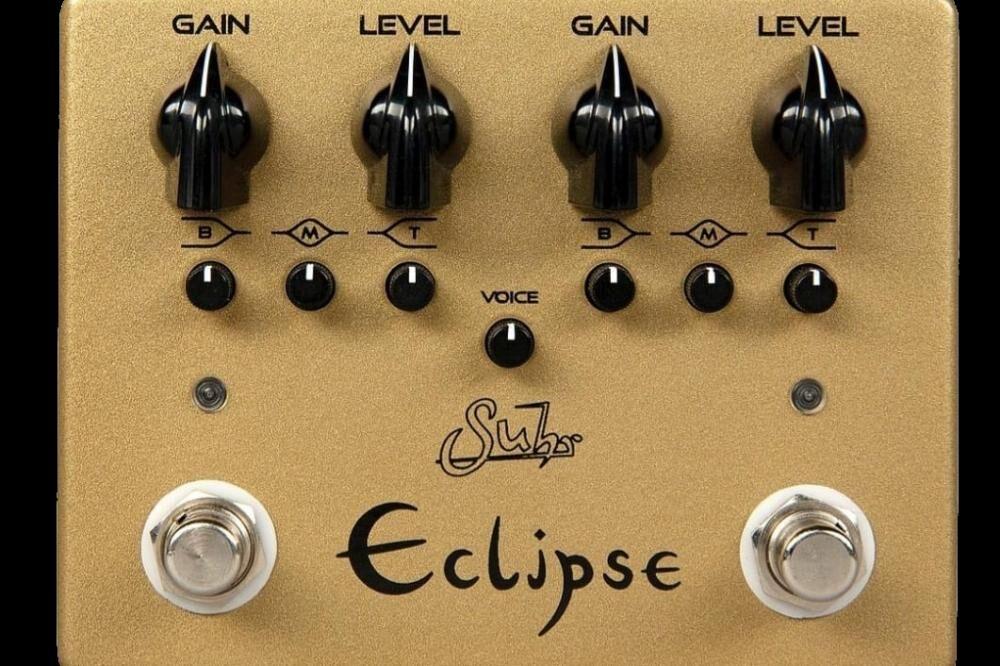 Suhr Eclipse Gold