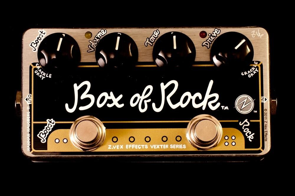 Z. Vex Box of Rock (Vexter)