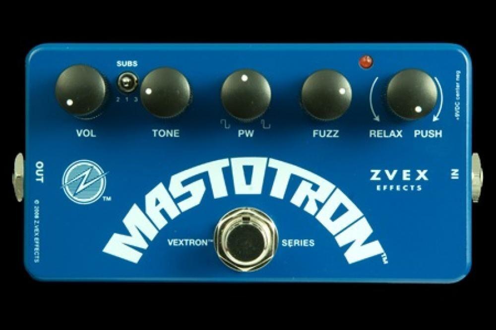 Z. Vex Mastotron