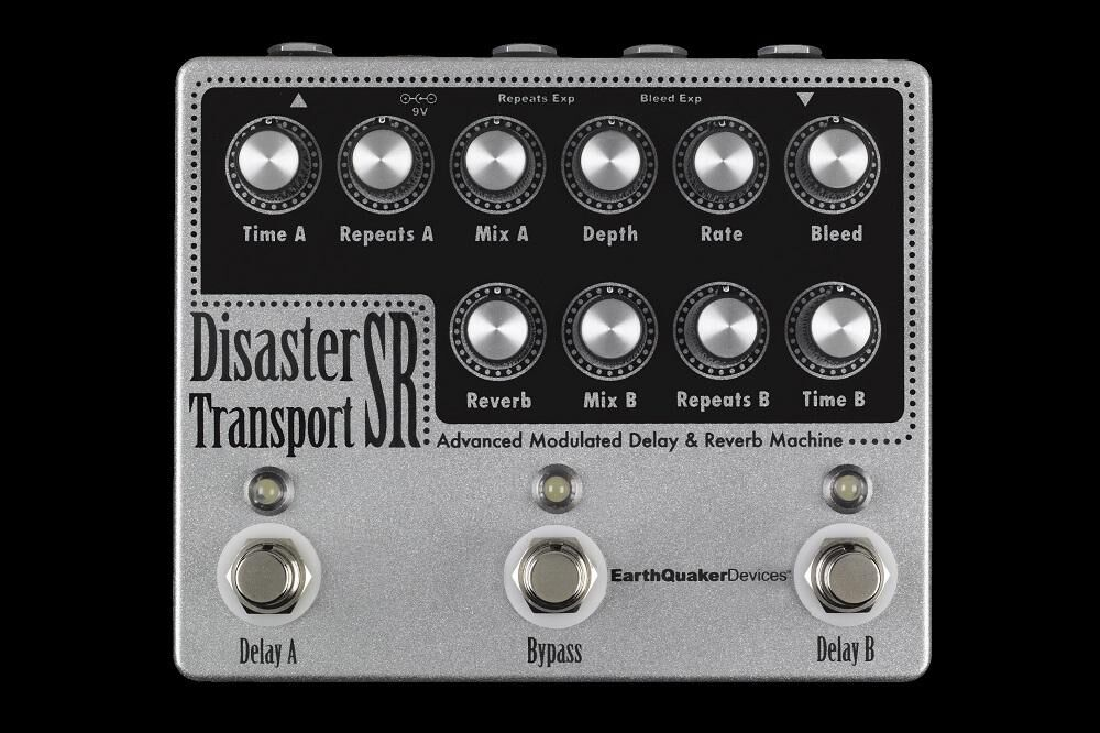 Earthquaker Devices Disaster Transport SR