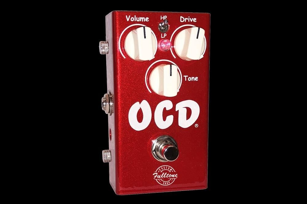 Fulltone Limited Edition Candy Apple Red OCD