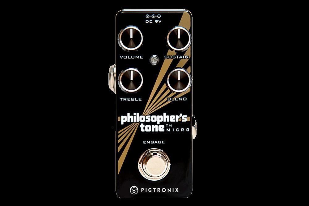 Pigtronix Philosophers Tone Micro