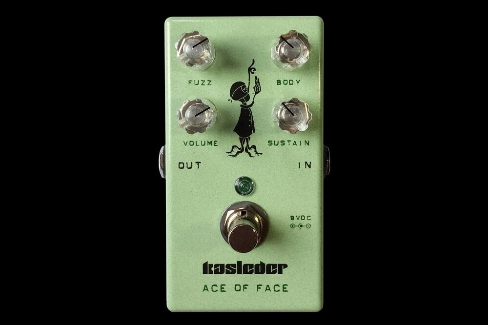 Kasléder Si Ace Of Face Fuzz