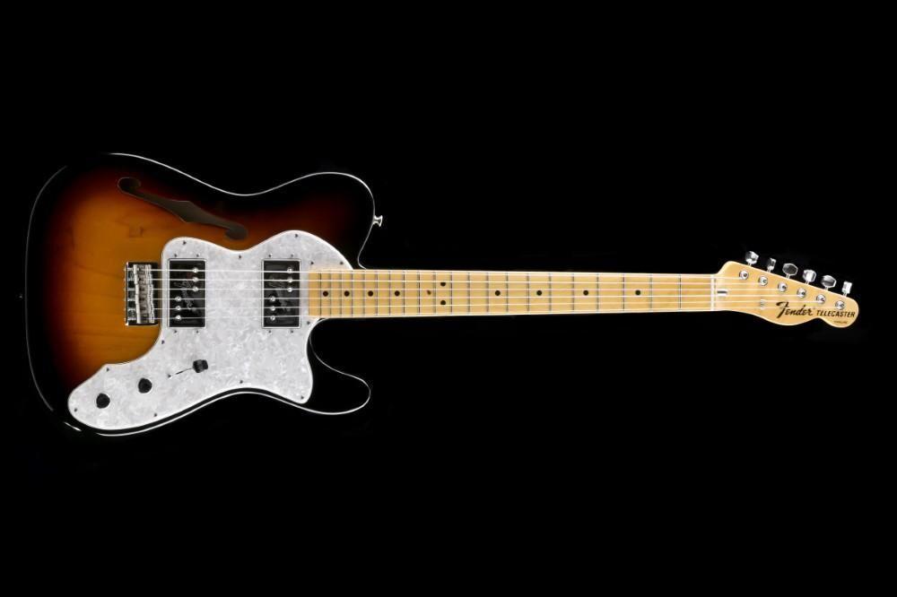 Fender American Vintage '72 Reissue Thinline Telecaster (#342)