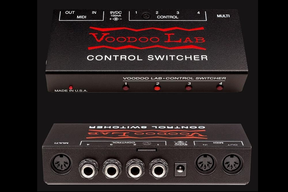 VooDoo Lab Control Switcher
