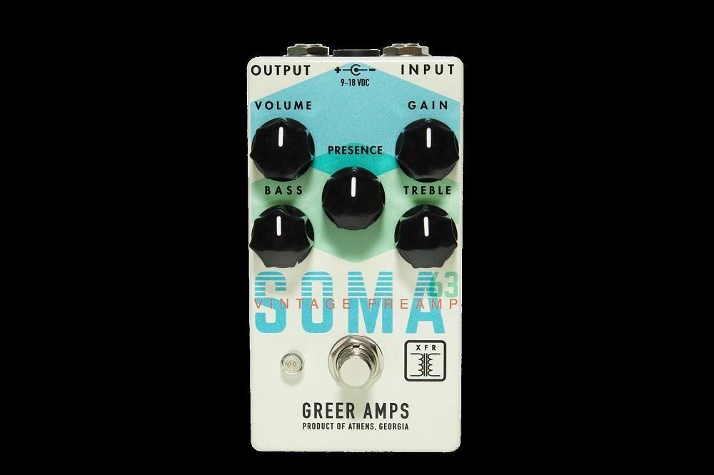 Greer Amps Soma63