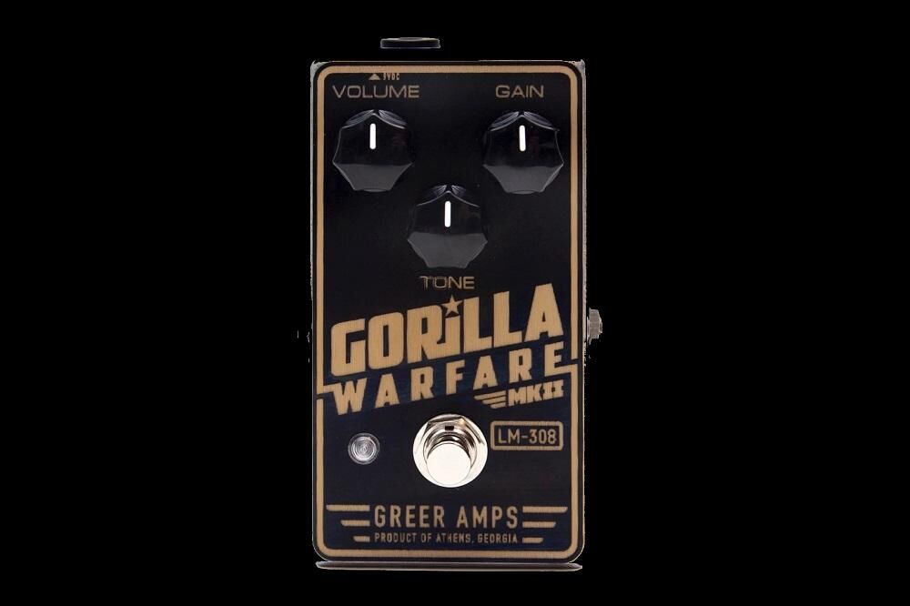 Greer Amps Gorilla Warfare MKii