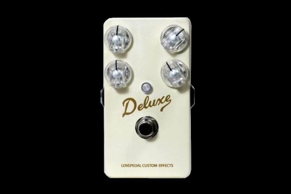 Lovepedal Deluxe Brownface