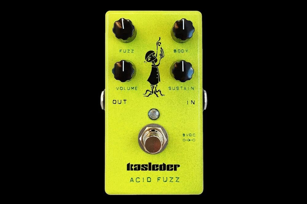 Kasléder Germanium Acid Fuzz