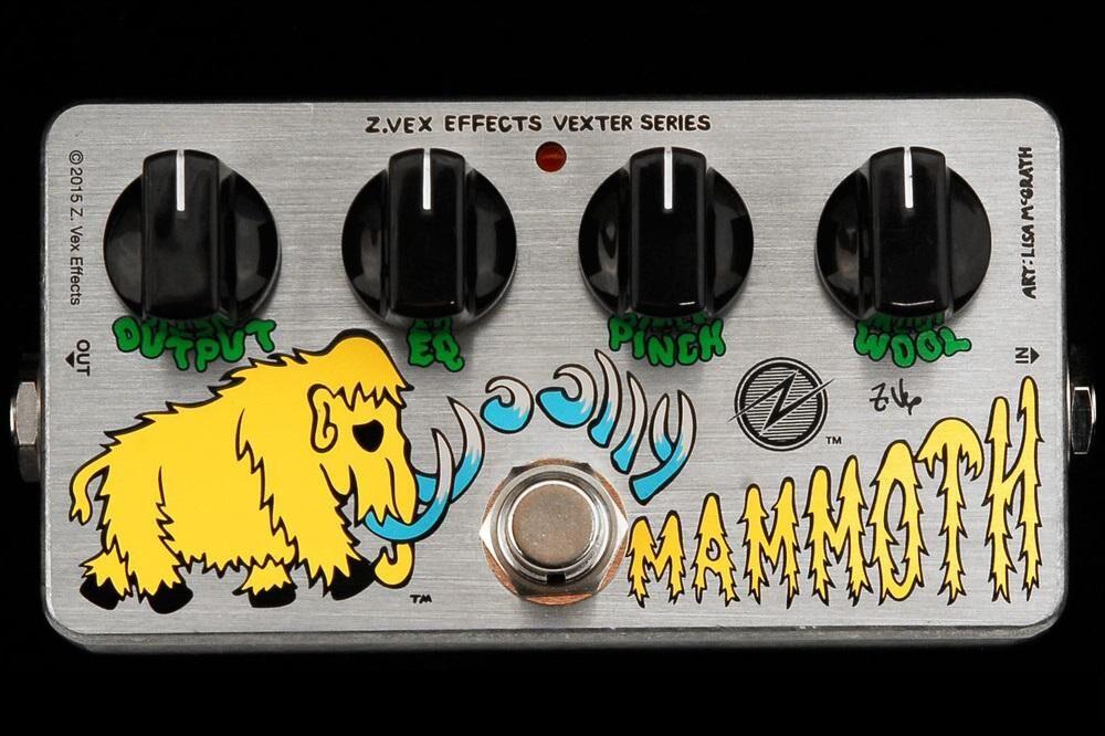 Z. Vex Wooly Mammoth