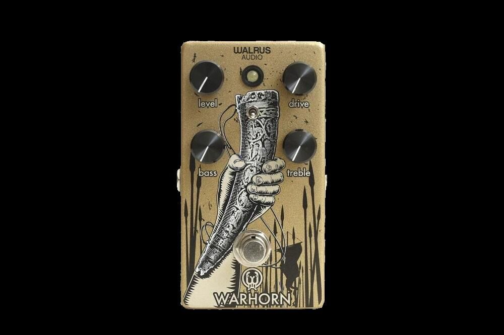 Walrus Warhorn