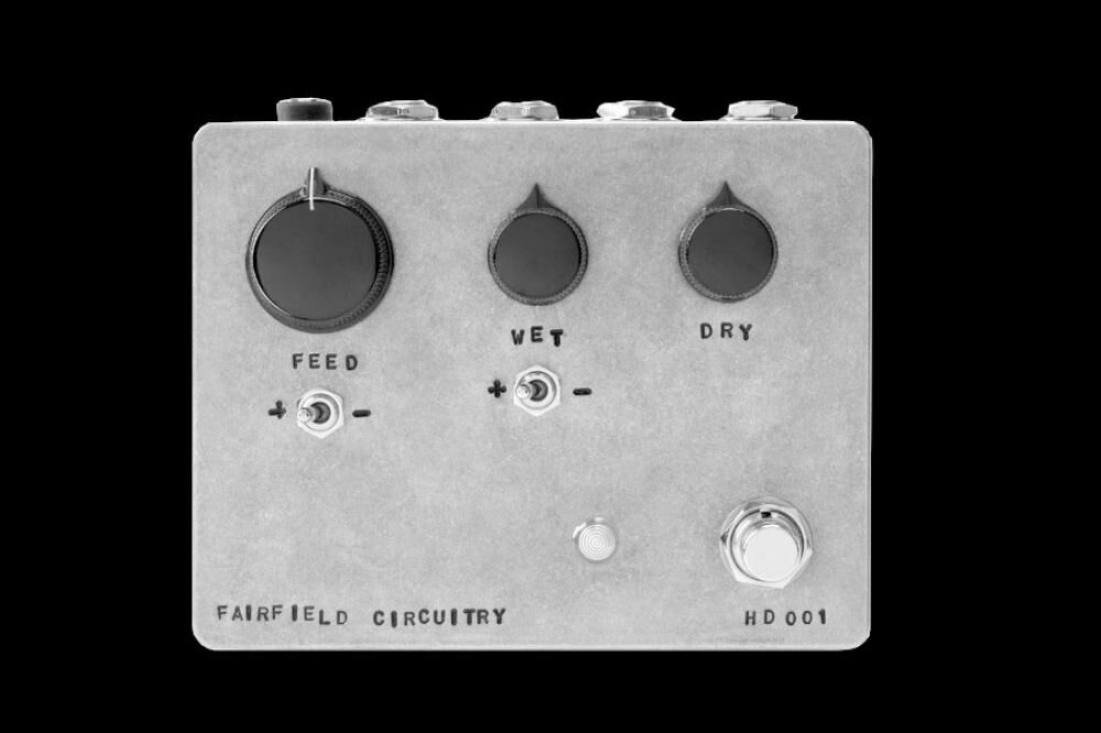 Fairfield Circuitry Hors d'Oeuvre?