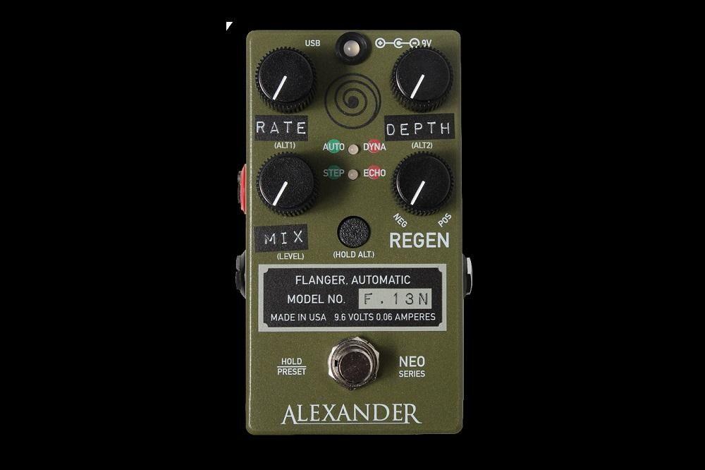 Alexander Pedals F13 Neo Flanger
