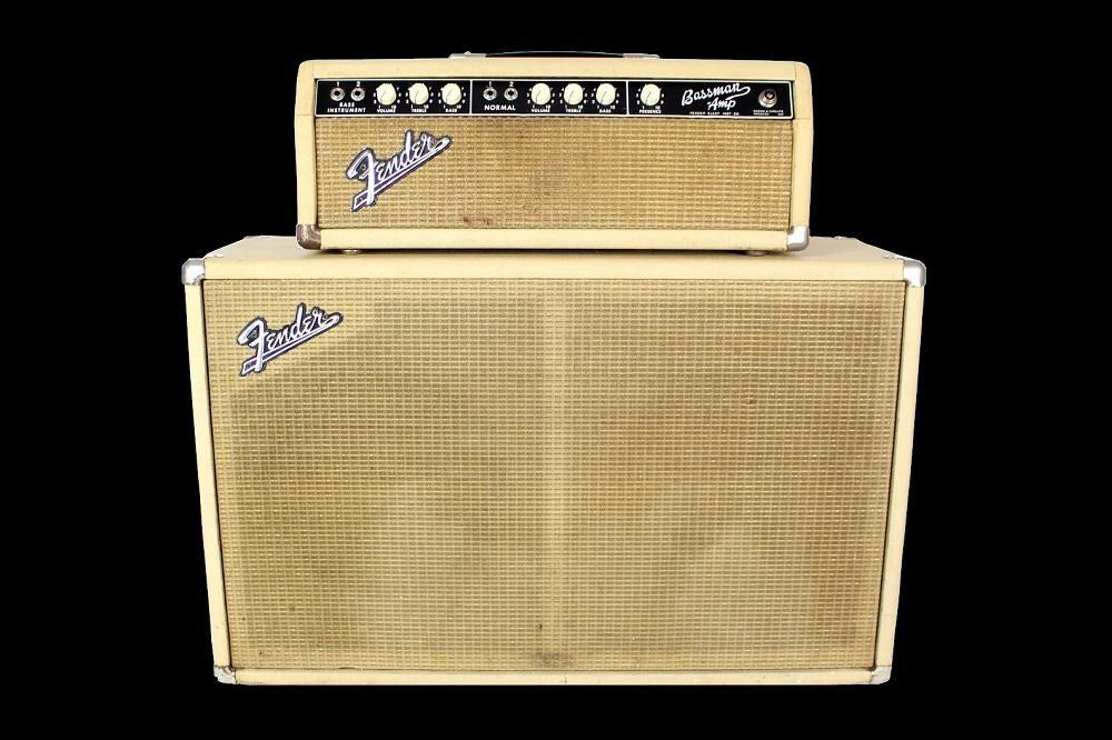 Fender Blonde Bassman (#403)