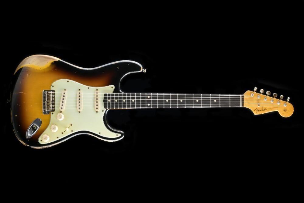 Fender Custom Shop 62 Stratocaster Relic (#408)