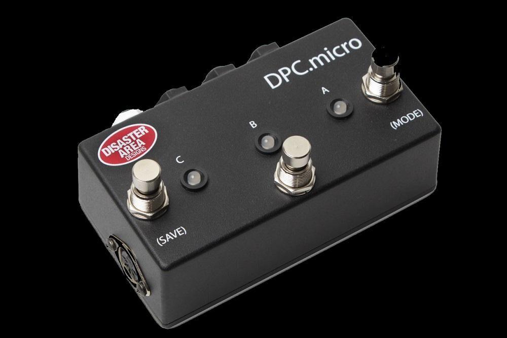 Disaster Area DPC Micro